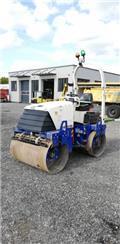 Ammann AV 26-2, 2012, Twin drum rollers
