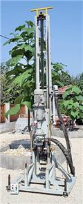 KTM kútfúrógép well drilling Brunnenbohrmaschine 04, 2016, เครื่องเจาะบ่อน้ำบาดาล