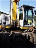 New Holland MH Plus, 2007, Wheeled excavators