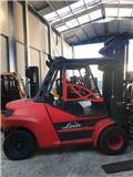 Linde H80D900، 2013، شاحنات الديزل