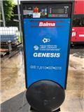 Balma – Occasie Schroefcompressor – 10 bar, 1998, Kompressoren