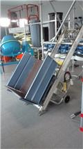 Geda 200 Z, 2002, Hoists and material elevators