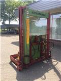 Strautmann kuilvoersnijder 145, Fütterungsautomaten