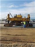 Gomaco GHP 2800, 2000, Betono klojimo technika