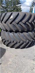 Mitas 800/70 R32 (175 A8, 10 skilių),, Tyres, wheels and rims