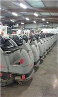 GROUPE CLEAN Sweepers and scrubbers, 2012, Mga sweeper
