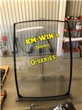 KM-WINS John Deere G-serie, 2018, Kabiin