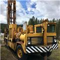 T 4 W, 1980, Water Well Drilling Rigs