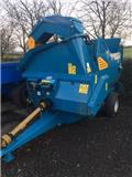 Kidd KD450, 2016, Bale shredders, cutters and unrollers