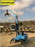Terex Fuchs MHL 320 331 330 340 LIEBHERR A 316 904 CAT 316, 2008, Excavadoras de ruedas