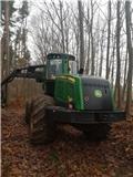 John Deere 1170 E, 2008, Combine forestiere