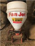 Fan Jet  Mini Broadcaster, Other Fertilizing Machines and Accessories