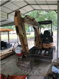 Case CX 36 B, 2014, Mini excavators  7t - 12t