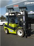 Clark C35 D, Truck Mounted Forklifts