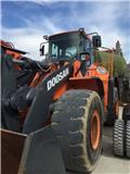 Doosan DL 450-5, 2015, Wheel loaders