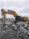 Caterpillar 390 F L, 2017, Crawler Excavators