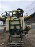 Danfoil 18ED، 1999، Mounted sprayers