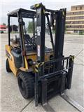 Caterpillar GP 30 N, 2017, Propan trucker