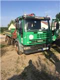 Iveco Eurocargo 240 12t, 1997, Ciężarówki z żurawiem
