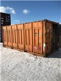 Sjöcontainer 20 fot, 2002, Shipping containere