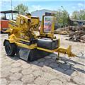 Vermeer SC 672, Trituradoras de troncos