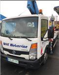 CMC PLA190, 2012, Truck mounted aerial platforms