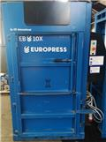 Europress EB10X, 2013, Avfallskomprimatorer