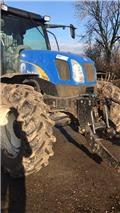Трактор New Holland T 6010, 2008 г., 4150 ч.