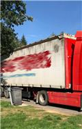 Berger SAPL 24, 2009, Curtain sider semi-trailers