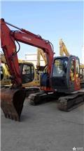 Hitachi ZX 75, Midi excavators  7t - 12t