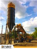 Fabo 75m3/h STATIONARY CONCRETE MIXING PLANT, 2020, Concrete Batching Plants