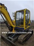 Neuson 50 Z 3 RD, 2006, Mini Excavators <7t (Mini Diggers)