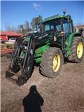 John Deere 6610, 2001, Tractors
