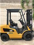 Caterpillar DP 25 N, 2014, Diesel trucks