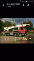 Bronto VEMA/MB 3235 TL453, 1999, Truck Mounted Aerial Platforms