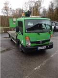 Nissan CABSTAR 35.11, 2008, Truck mounted aerial platforms