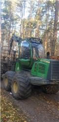 John Deere 1110 E, 2011, Forwarder