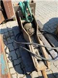 Montabert hydraulikhammer S60, Mobile knusere