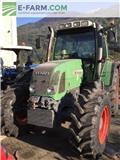 Fendt 411 Vario, 2003, Traktorer