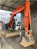 Hitachi ZX 85 US B LC-3, 2013, Mini pelle 7t-12t