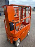 Snorkel TM 12, 2018, Used Personnel lifts and access elevators
