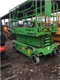 Haulotte Compact 12, 2007, Articulated boom lifts