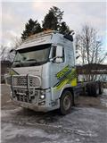 Volvo FH16 700, 2012, Chassis