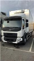 Volvo FL250, 2016, Box body trucks