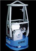 Виброплита Weber CFR 90, 2020