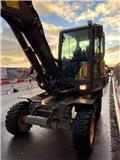 Volvo EW 60, 2020, Excavadoras de ruedas