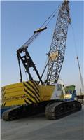 Hitachi Sumitomo SCX1500/2, 2011, Tracked cranes