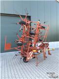 Kuhn GF 8501 M H, 2001, Okretači i sakupljači sena
