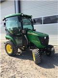 John Deere 6 R, 2020, Traktori