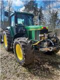 John Deere 6910, 2000, Traktorit